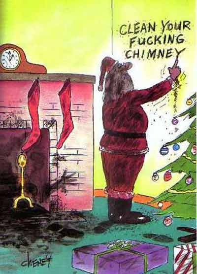 Dirty Chimney