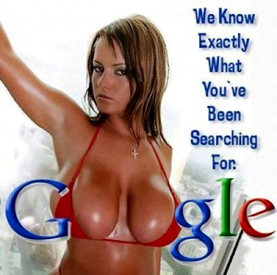 Google Search Engine for Men