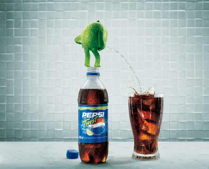 Pepsi with a Twist