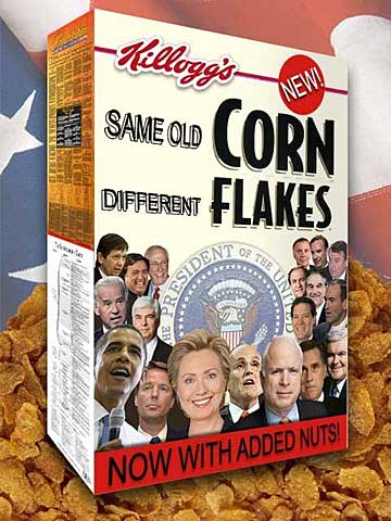 New Political Cereal